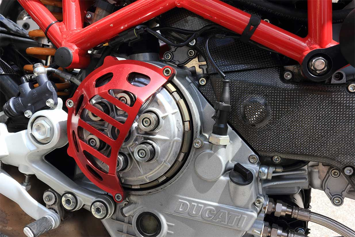 How to Maintain your Motorcycle's Clutch