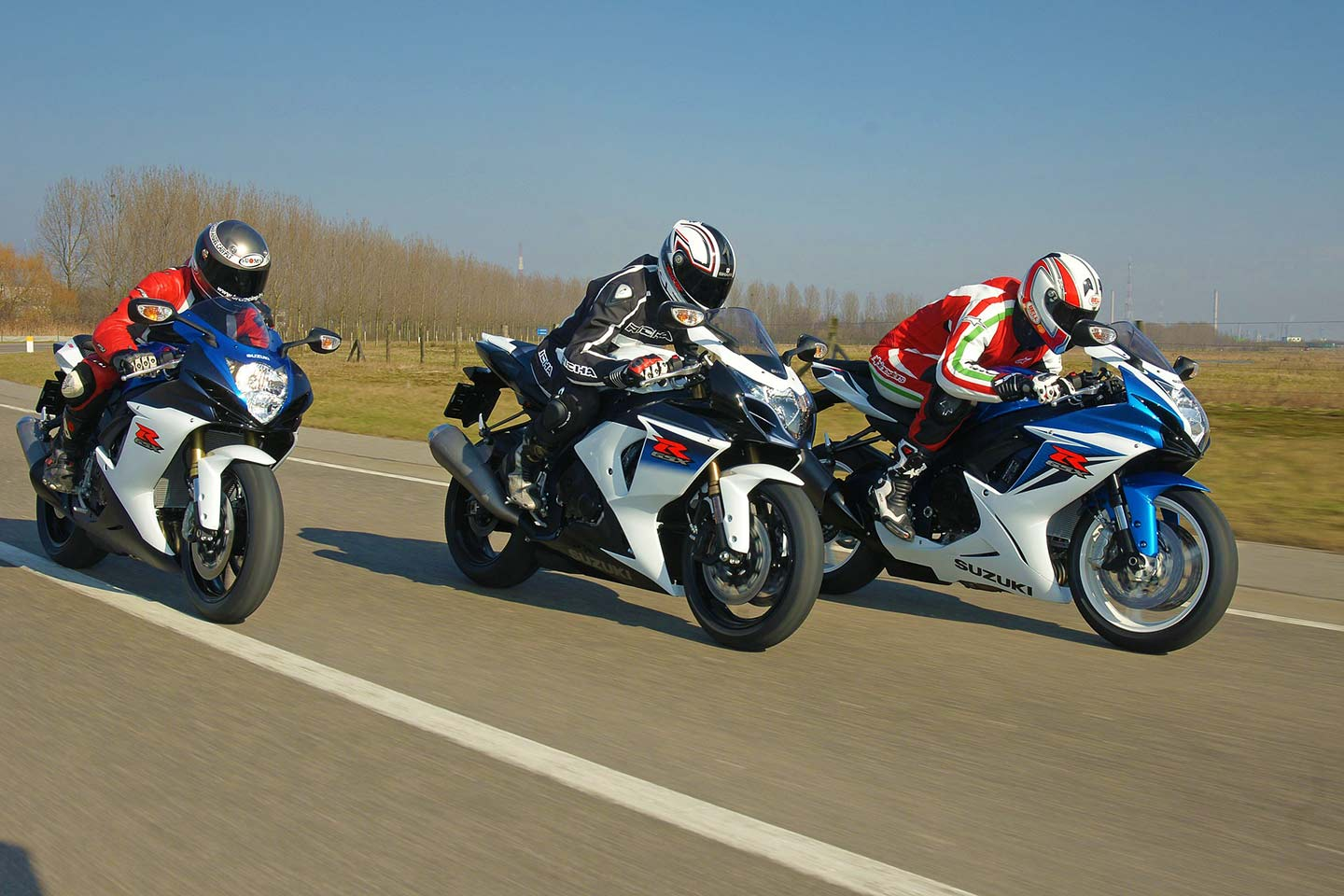 How to Ride a Motorbike in a Group