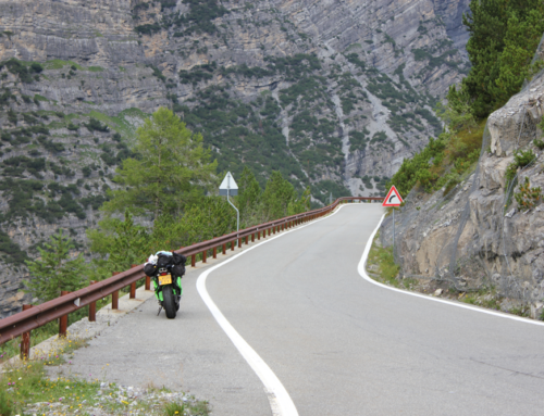 Tips for Riding your Motorcycle in Europe